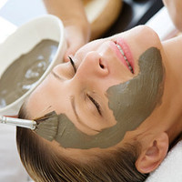 Large Dead Sea Mineral Mud Facial Mask - Lavender & Chamomile  Fortified - Great Product for All Types of Skin