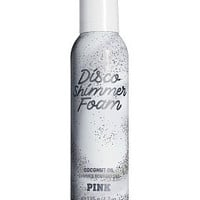 Disco Shimmer Foam Shimmer Body Mousse - PINK - Victoria's Secret