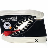 Virgil Abloh OFF White x Converse Chuck 1970S 2.0 Shoes 162938C