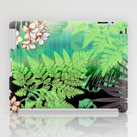 Cool Tranquility iPad Case by Vikki Salmela