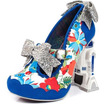 Irregular Choice Star Wars Collection: Floral Artoo