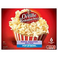 Orville Redenbacher's Movie Theater Butter Micro... : Target