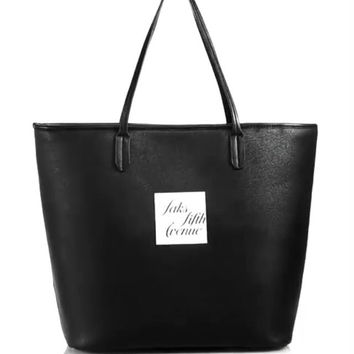 Saks signature large tote Handbag/accessories
