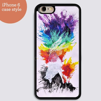 iphone 6 cover,watercolor fox case iphone 6 plus,Feather IPhone 4,4s case,color IPhone 5s,vivid IPhone 5c,IPhone 5 case Waterproof 259