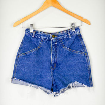 SALE- Calvin Klein Shorts, Calvin Klein Jeans, Mom Shorts, 25, CK Jeans, Mom Jeans, High Waisted, 90s clothing, Vintage Clothing