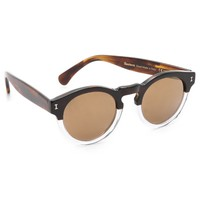 Leonard Mirrored Sunglasses