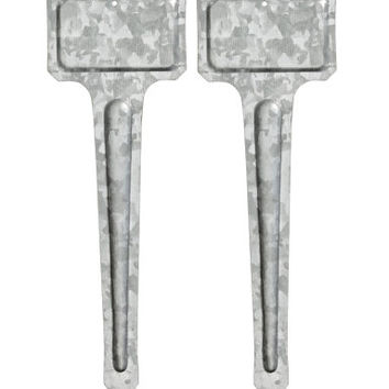 2-pack Plant Markers