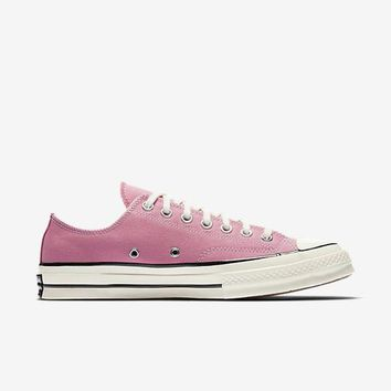 qiyif CONVERSE CHUCK TAYLOR ALL STAR '70 VINTAGE CANVAS LOW TOP - ROSE