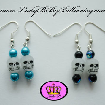 Halloween Earrings - Glow In The Dark
