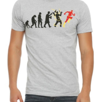 DC Comics The Flash Evolution T-Shirt