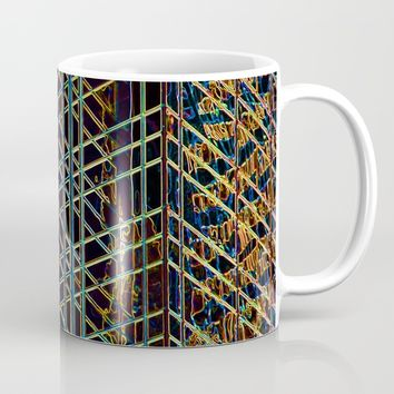 Abstract Design 1 Mug by Claude Gariepy