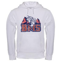 Blue Mountain State Hooded Sweatshirt on CafePress.com