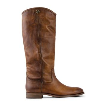 Frye Melissa Button 2 Tall Boot Women's - Brown
