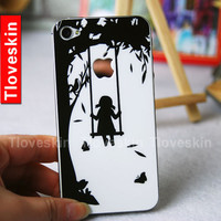Apple iPhone Decal iPhone 4s Sticker Avery iPhone 5 Back cover decal sticker Skin x2