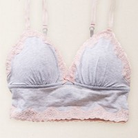 Aerie Women's Cotton Pushup Bralette
