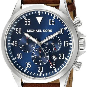 Michael Kors Gage Strap chronograph Watch