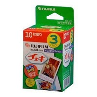 FUJIFILM Instax Mini Cheki Film 3pack(10picture X3)