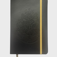 Embossed Notebook Hogwarts
