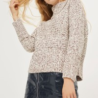 Envelope Neck Jumper | Topshop