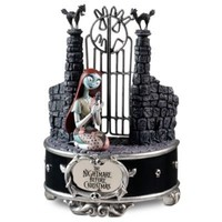 Tim Burton's The Nightmare Before Christmas Musical Sally Figurine | Nightmare Before Christmas | Disney Store