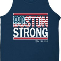 BOSTON STRONG TANK - Tees