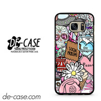 Hipster Collage DEAL-5281 Samsung Phonecase Cover For Samsung Galaxy S7 / S7 Edge