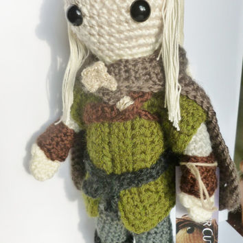 Inspired by Legolas from Lord of the Rings and The Hobbit.