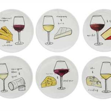 Pairing Plates by Creative Co-op
