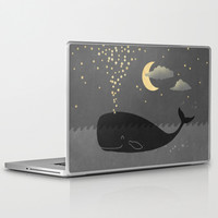 Starmaker Laptop & iPad Skin by Terry Fan