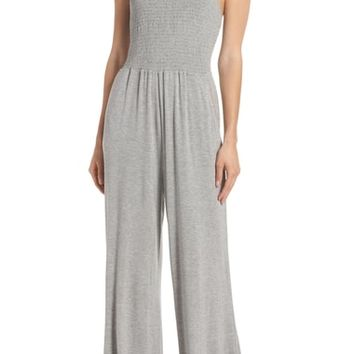 Honeydew Intimates Smocked Lounge Jumpsuit | Nordstrom