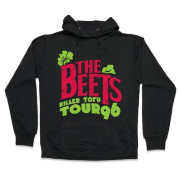 The Beets Killer Tofu Tour Hoodie
