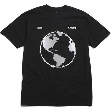 World Peace T-Shirt Black