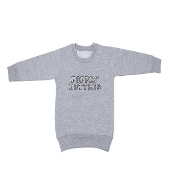 PRIVATE PARTY BABY POPPIN BOTTLES SWEATSHIRT