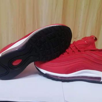 BC DCCK2 Nike Air Max 97 Patch Work Gym Red