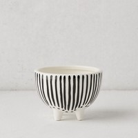 Lekha Footed Mini Planter | Urban Outfitters