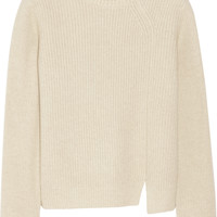 Proenza Schouler - Wool and cashmere-blend turtleneck sweater