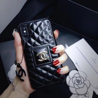 Diamond CC Case - Black