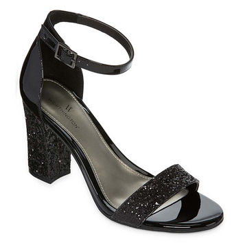 Worthington Beckwith Womens Heeled Sandals - JCPenney