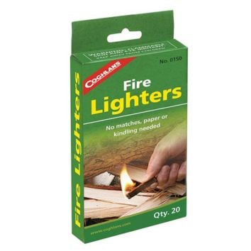 Coghlan's Fire Lighters for camping, wood stove .. New