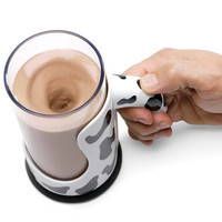 The Messless Chocolate Milk Mixing Mug