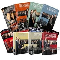 Law & Order: Special Victims Unit Series Seasons 1-11