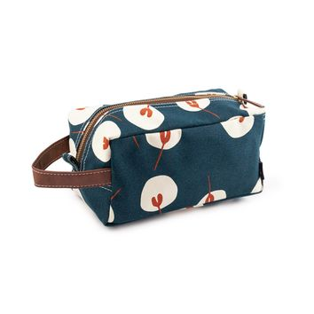 NEW! Dopp Travel Case - Tansy
