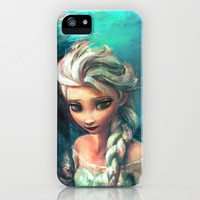 The Storm Inside iPhone & iPod Case by Alice X. Zhang