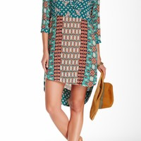 Hi-Lo Tunic Dress