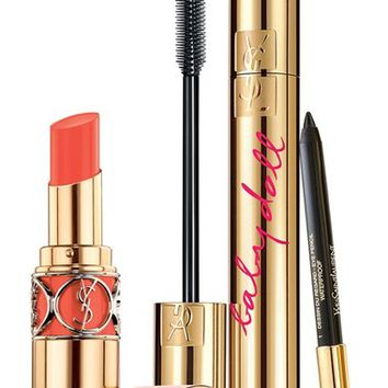 Yves Saint Laurent Rouge Volupté Shine & Volume Effet Faux Cils Baby Doll Set (Limited Edition) (Nordstrom Exclusive) ($84 Value) | Nordstrom
