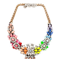 Apolonia Necklace in Rainbow
