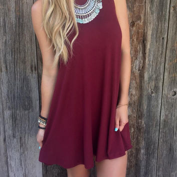 Sleeveless Ruffled Mini Dress