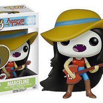 Funko Pop TV: Adventure Time - Marceline Guitar Vinyl Figure