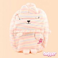 Pastel Bunny Backpack - Rainbow