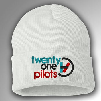21 Pilots, Twenty One Pilots, Tyler Joseph and Josh Dun, Winter Beanie